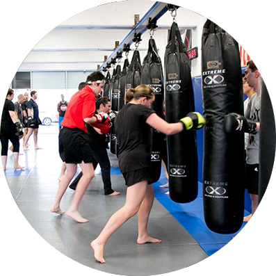 Boxing classes in Melbourne